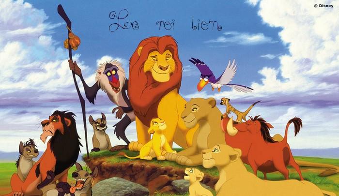 roi lion 2