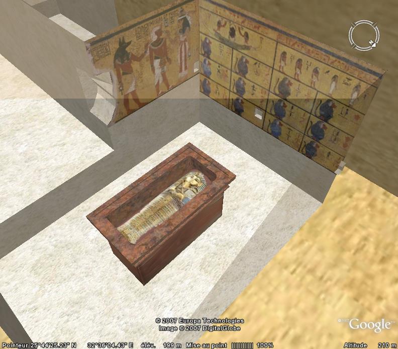 La tombe de Toutankhamon en 3D Touten10