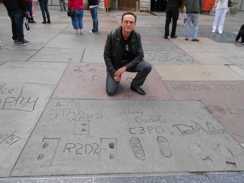 "La ""Death Valley"" de Tatooine (Star Wars 4 : A New Hope)  001-ds10"