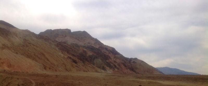 "La ""Death Valley"" de Tatooine (Star Wars 4 : A New Hope)  09-20110"