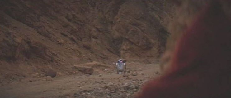 "La ""Death Valley"" de Tatooine (Star Wars 4 : A New Hope)  11-sw410"