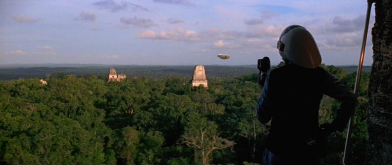 De Yavin IV à Tikal (Star Wars 4 : A New Hope et Rogue One) 1977-s10