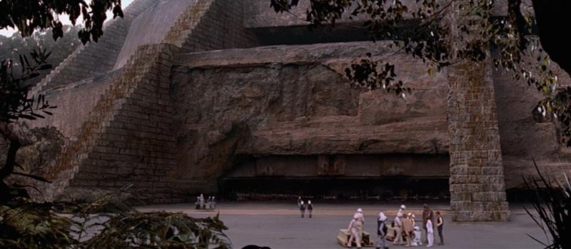 De Yavin IV à Tikal (Star Wars 4 : A New Hope et Rogue One) 1977-s12