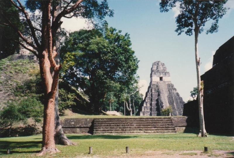 De Yavin IV à Tikal (Star Wars 4 : A New Hope et Rogue One) 1985-t12