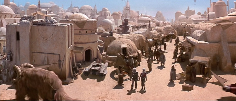 Dans les sables de Tatooine : sur les traces de George Lucas en Tunisie (Star Wars 4: A New Hope et Star Wars 1: The Phantom Menace) 1999-s14