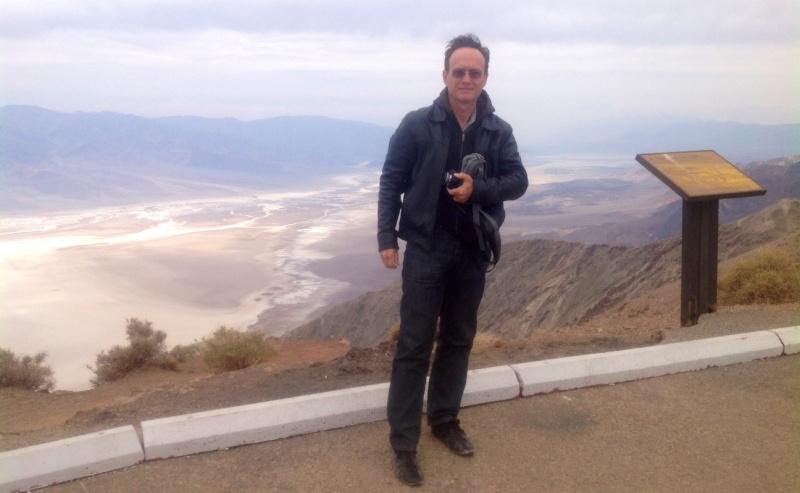 "La ""Death Valley"" de Tatooine (Star Wars 4 : A New Hope)  20-20110"