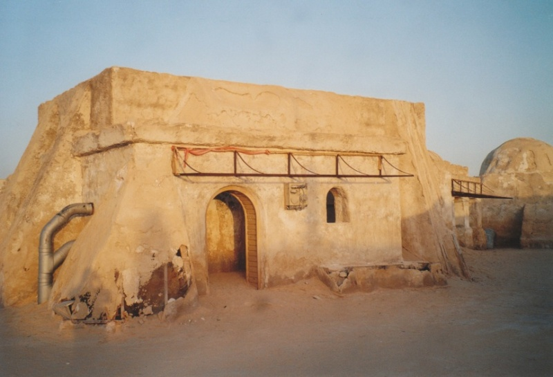 Dans les sables de Tatooine : sur les traces de George Lucas en Tunisie (Star Wars 4: A New Hope et Star Wars 1: The Phantom Menace) 2005-t14