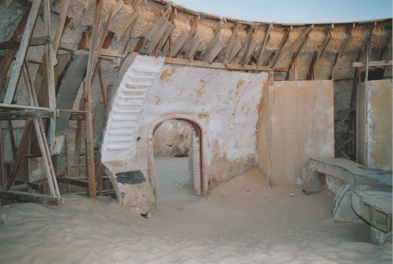 Dans les sables de Tatooine : sur les traces de George Lucas en Tunisie (Star Wars 4: A New Hope et Star Wars 1: The Phantom Menace) 2005-t16