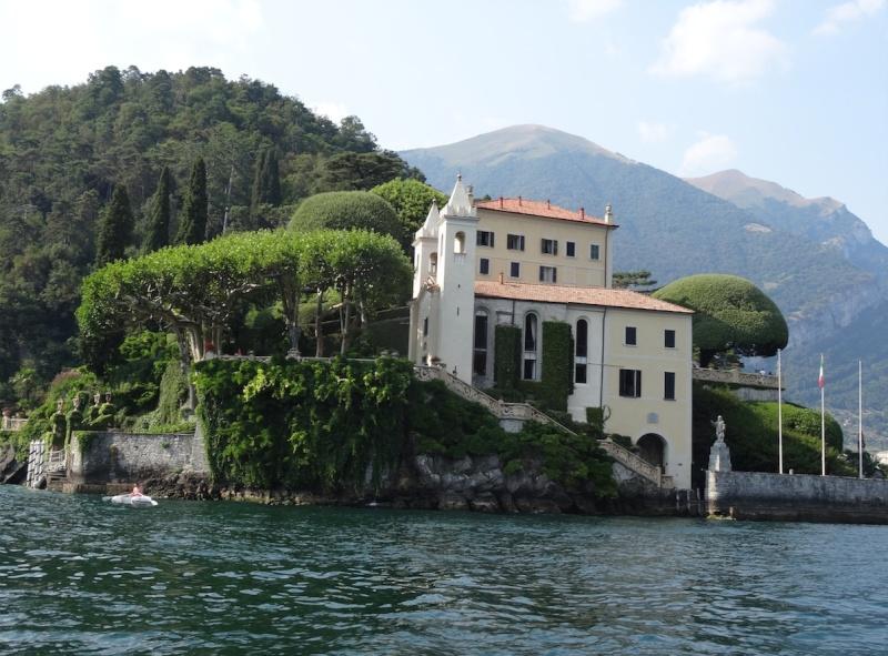 Lac de Côme et Villa Balbianello: vacances à Naboo sur le tournage de l'Attaque des Clones (Star Wars II: Attack of the Clones) 2015-b10