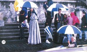 Lac de Côme et Villa Balbianello: vacances à Naboo sur le tournage de l'Attaque des Clones (Star Wars II: Attack of the Clones) Sw2-em10