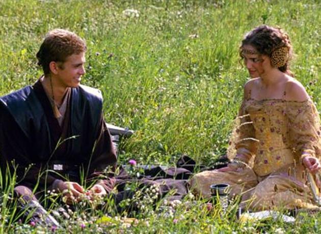 Lac de Côme et Villa Balbianello: vacances à Naboo sur le tournage de l'Attaque des Clones (Star Wars II: Attack of the Clones) Sw2-pi11