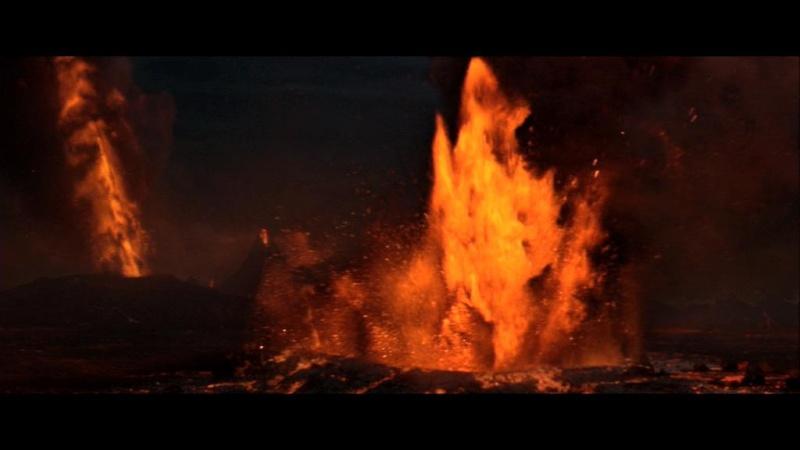 Quand l'Etna fait trembler Mustafar: une planète volcanique dans La revanche des Sith (Star Wars 3: Revenge of the Sith) Sw3-mu11