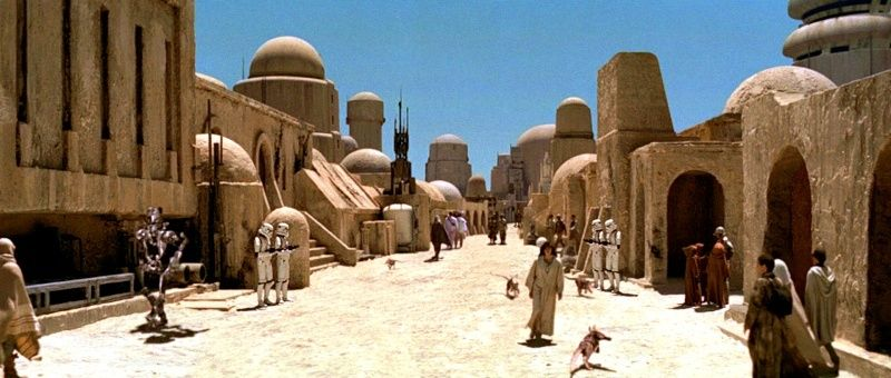 Dans les sables de Tatooine : sur les traces de George Lucas en Tunisie (Star Wars 4: A New Hope et Star Wars 1: The Phantom Menace) Sw4-mo10
