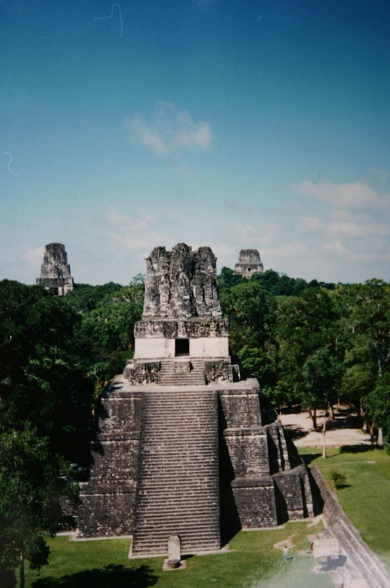 De Yavin IV à Tikal (Star Wars 4 : A New Hope et Rogue One) Tikal-10