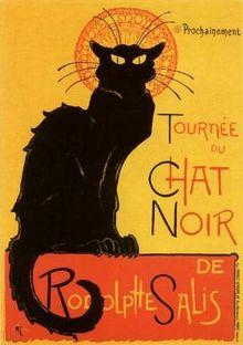 La Taverne du chat noir