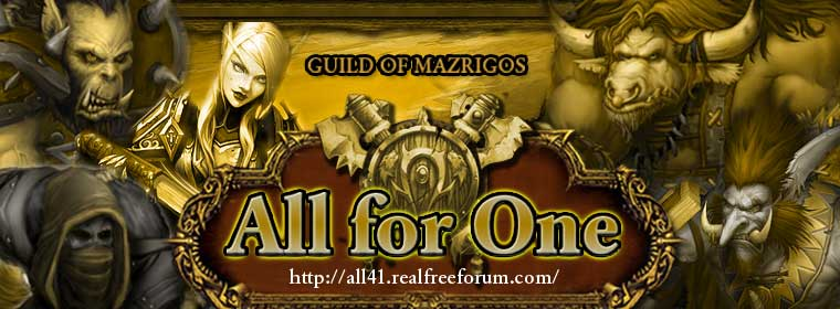 All for One Logo-c10