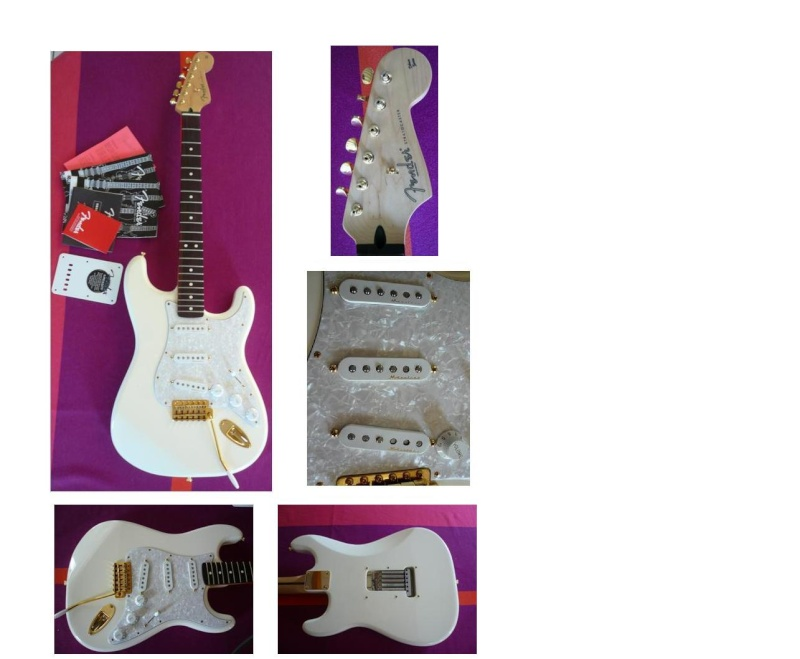Vends Fender Stratocaster mexicaine Deluxe Player Strat Annonc11