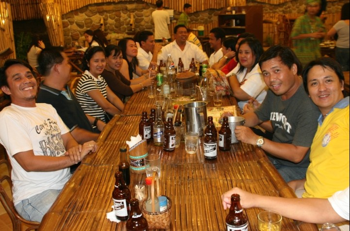 Thanks to the sponsor sa 2nd gathering of May 2007 Bacth210