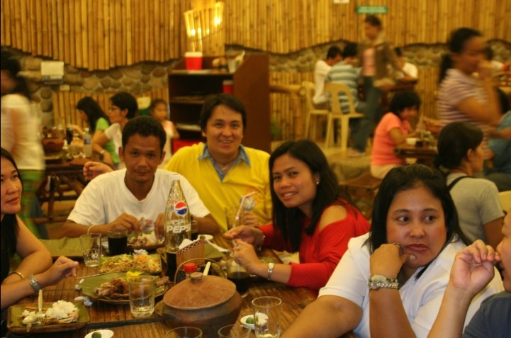 Thanks to the sponsor sa 2nd gathering of May 2007 Batch10