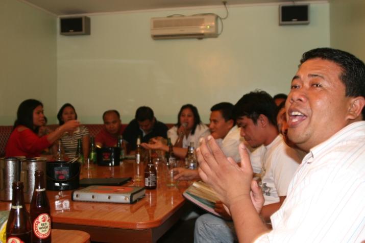 Thanks to the sponsor sa 2nd gathering of May 2007 Glee10