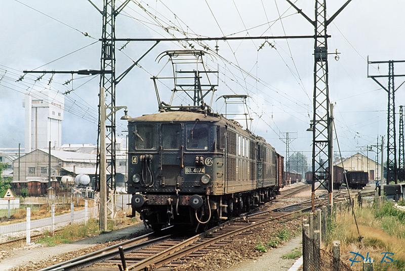 Pk 197,2 : Gare de Pierrefitte-Nestalas (65) - en activité Bb-46710
