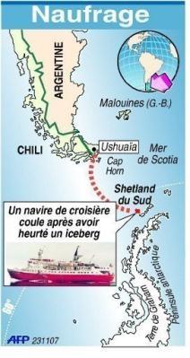Accidents et tempêtes en mer : les news 0110