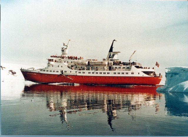 Accidents et tempêtes en mer : les news 20071110