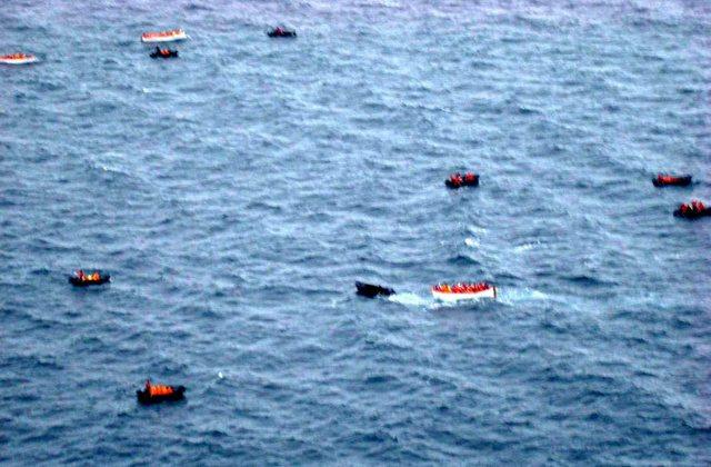 Accidents et tempêtes en mer : les news 20071112