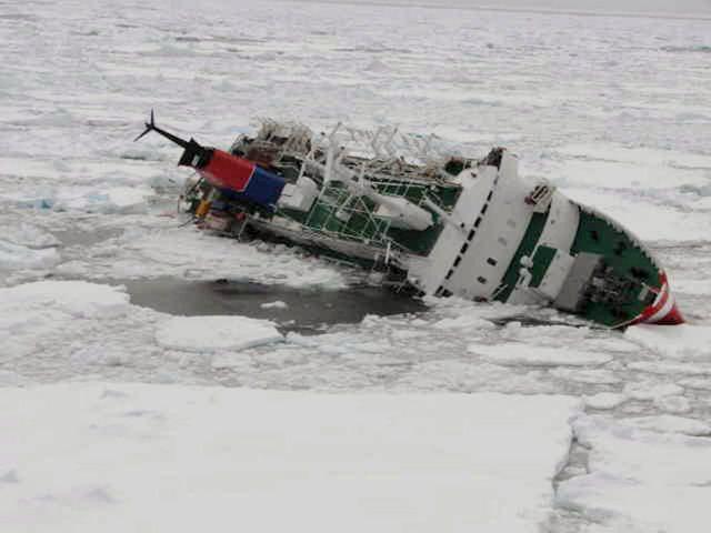 Accidents et tempêtes en mer : les news 20071113