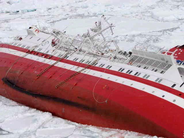 Accidents et tempêtes en mer : les news 20071114