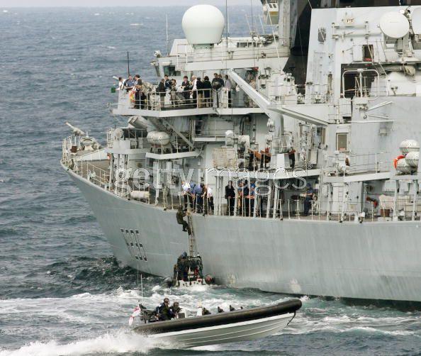 Type 23 Class frigate 852ff610