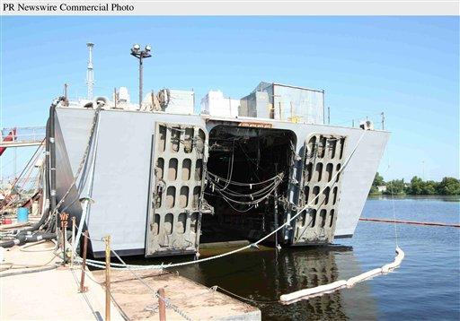 LCS : Littoral Combat Ship A898a810
