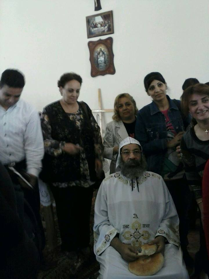 الف مبروك لاختنا ايمى على نوال النعمة والبركة ... بنوال شهادة اتمام دورة قائد ارثوذكسى مؤثر 10985510