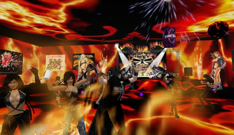 Soirée NIRVANA... Le feu à l'enfer Le_feu11