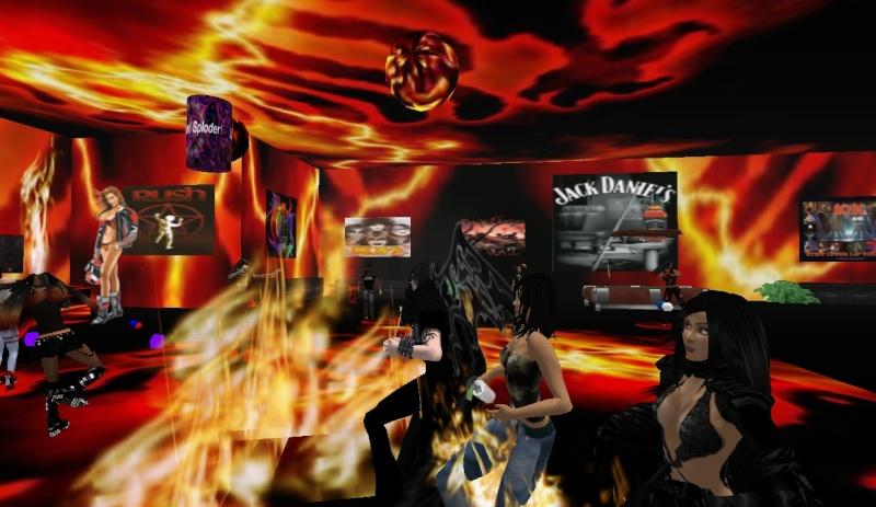 Soirée NIRVANA... Le feu à l'enfer Le_feu12