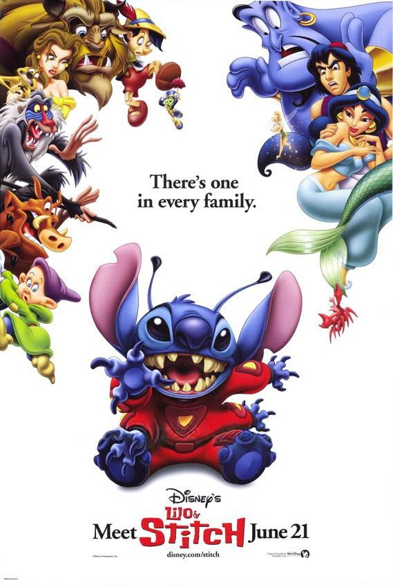 Lilo & Stitch [Walt Disney - 2002] 2002-l11
