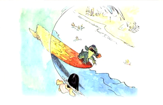 Lilo & Stitch [Walt Disney - 2002] Pdvd_013