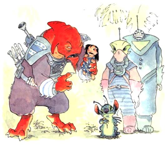 Lilo & Stitch [Walt Disney - 2002] Pdvd_014