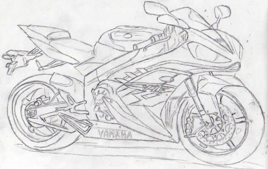 Yamaha R1 Img03911