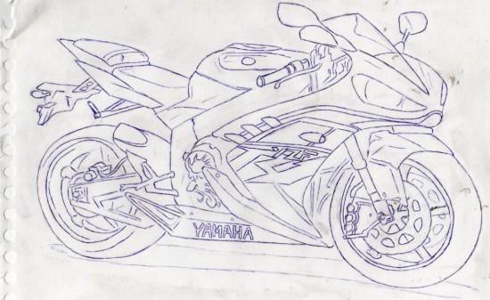Yamaha R1 Img04010