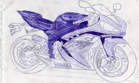 Yamaha R1 Img04110