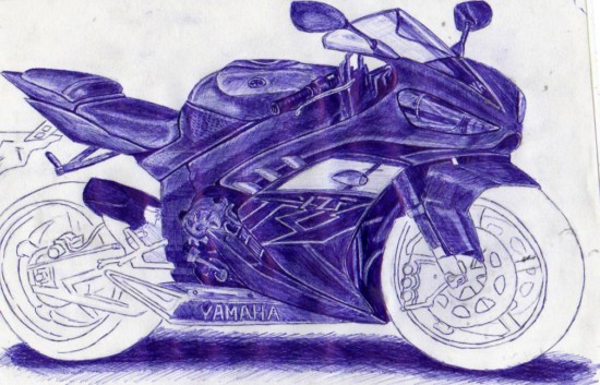 Yamaha R1 Img04310