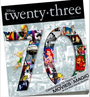 Disney Twenty Three (D23) : le magazine - Page 5 D2310
