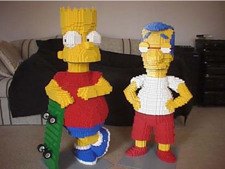 [Lego] Les sculptures en briques ! Lego_s10