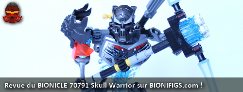 [Revue] BIONICLE 70791 : Skull Warrior Review10