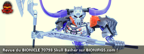 [Revue] BIONICLE 2015 : 70793 Skull Basher Review12