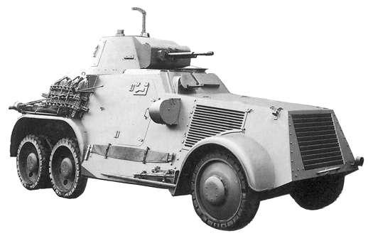 Vehiculos y Tanques capturados por los Alemanes M38_la10