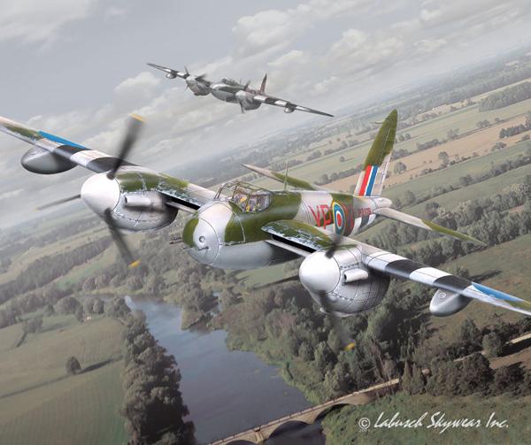 Mejor avión durante la SGM Mosqui12