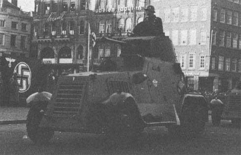 Vehiculos y Tanques capturados por los Alemanes Pantse10