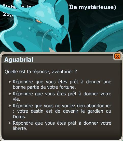 Tutoriel : Obtention du Dofus Turquoise Aguabr15
